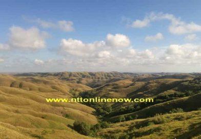 Bukit Wairinding Jadi Tempat Rekreasi Baru di Kota Waingapu