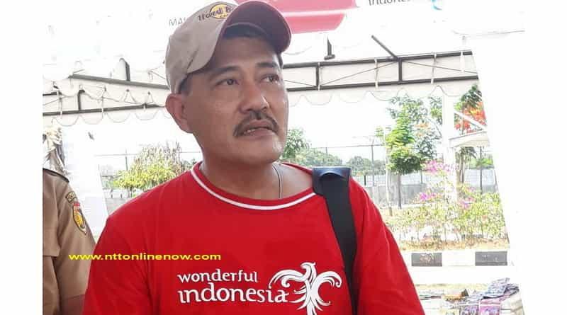 Asdep Pengembangan Pemasaran I Regional III Kementerian Pariwisata Muh Ricky Fauziyani,