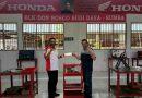 Peduli Pendidikan, MPM Honda Donasikan Perlengkapan Bengkel di BLK Don Bosco NTT