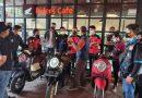 Nongkrong Kekinian Komunitas Honda di MPM Riders Cafe Surabaya Saja