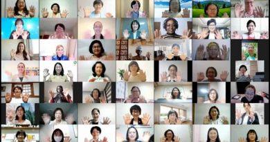 """Peringatan Tahunan ke-2 """"Hari Perdamaian Wanita Internasional"""""""