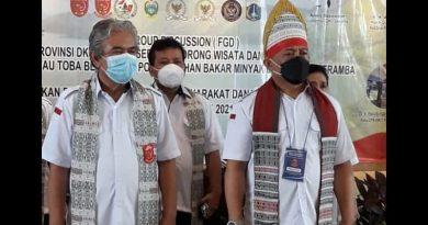 DKI Jakarta Jadi Corong Pariwisata Danau Toba
